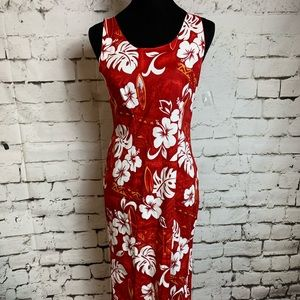 Vintage TY Made in Hawaii Sundress